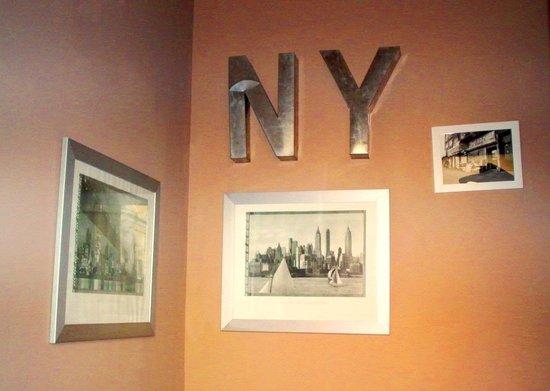 New York B&B: Ingresso / Entrance