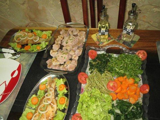 "Casa Particular ""La Casita"" Pension: dinner"