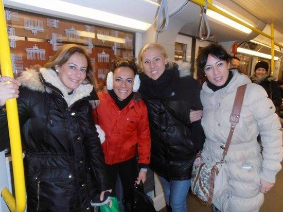 SANDEMANs NEW Europe - Berlin: Tour por Berlín con Andrés como guía