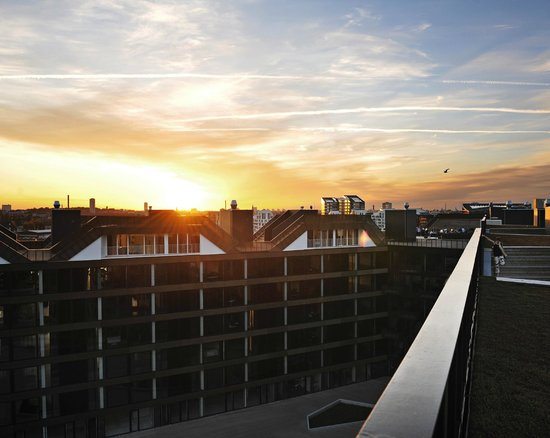 STAY Copenhagen: View from the rooftop terrace