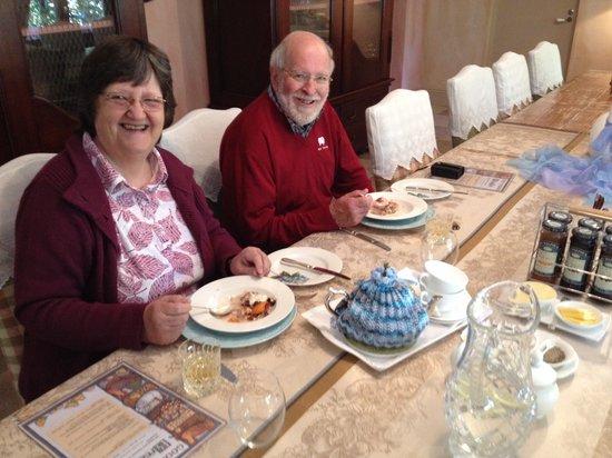 Albertines Beechworth: A leisurely breakfast