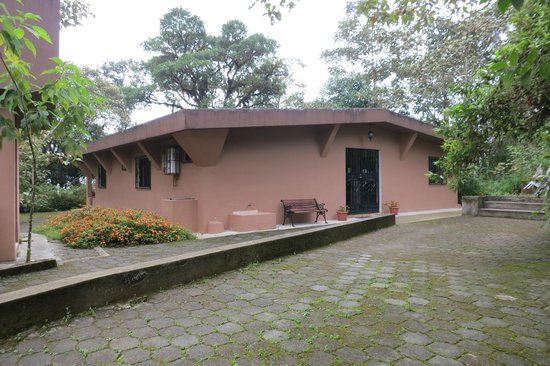 Reserva las Gralarias: separate building with three rooms
