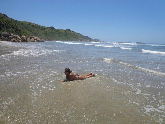 Vermelha Beach: praia