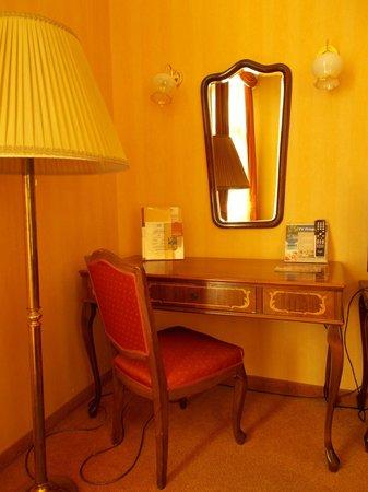 Danubius Grand Hotel Margitsziget : Комната