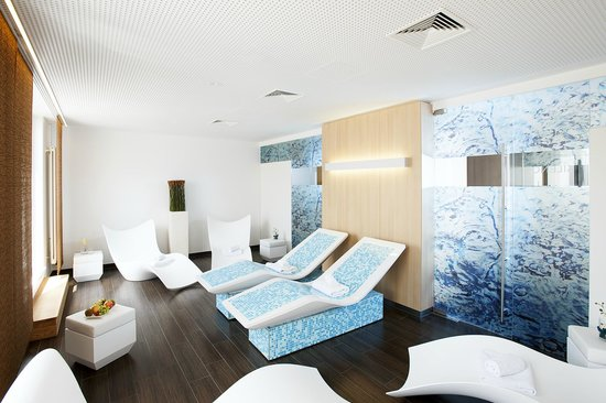 Fitness & Spa - Picture of NH Collection Berlin Mitte am