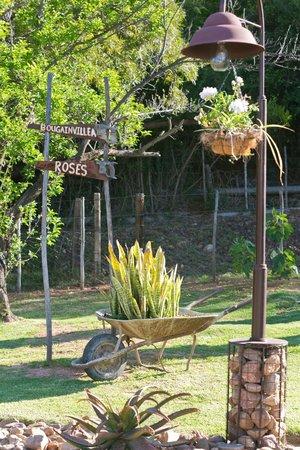 Die Fonteine: Garden