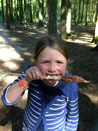 Old Down Country Park : Bushcraft Taster Day
