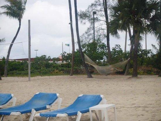 Paradise Island Harbour Resort All Inclusive: playa del hotel