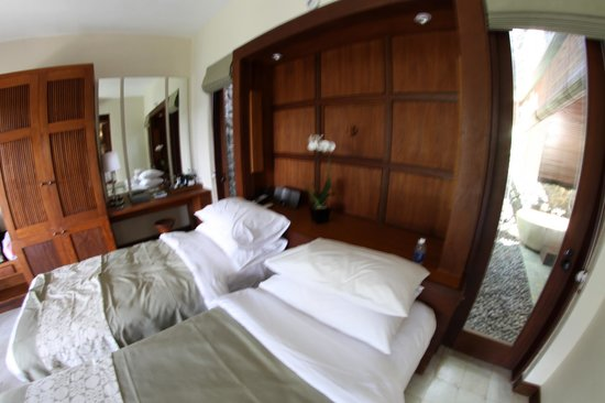 Alila Ubud : Deluxe room