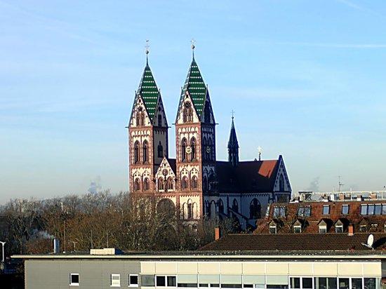 InterCityHotel Freiburg: Freiburg i. Br.