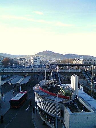 InterCityHotel Freiburg: Freiburg i. Br. - HBF