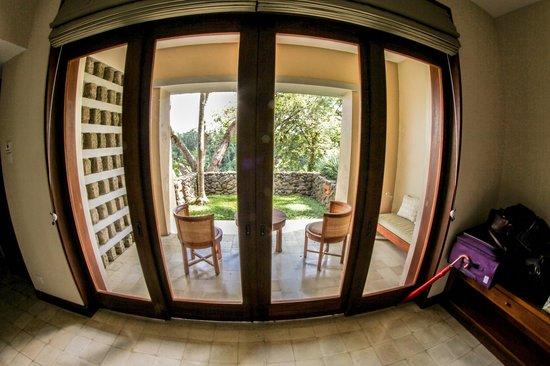 Alila Ubud : view-deluxe room