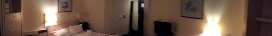 IntercityHotel Freiburg: Standard-Doppelzimmer