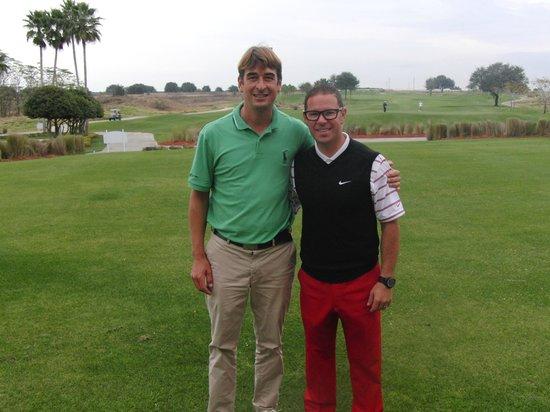 Franck Ollivier Golf Pro