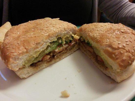 La Casa, restaurante bar vegano : Seitánica