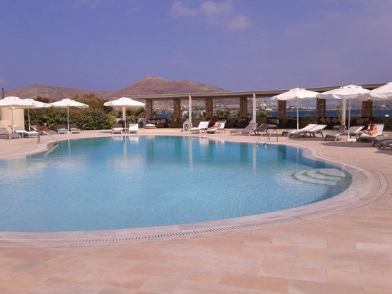 Saint Andrea Seaside Resort: Pool in the sun