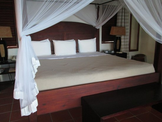Ti Kaye Resort & Spa: View of room