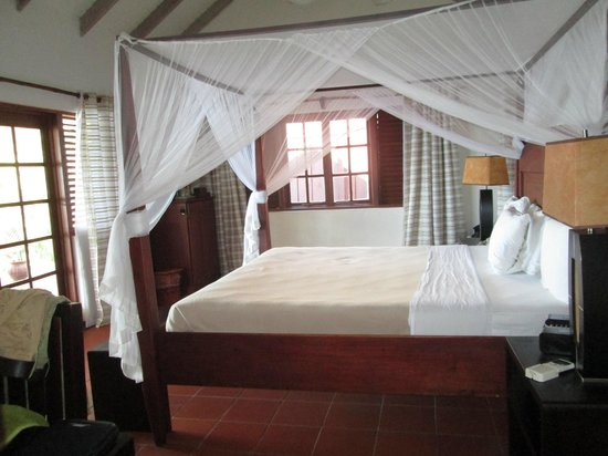 Ti Kaye Resort & Spa: View of room