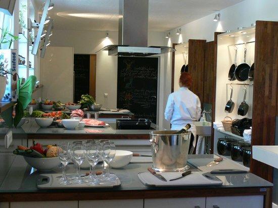 Mittermeier Restaurant & Hotel: Kochschule, Villa Mittermeier