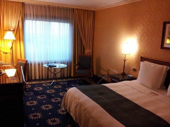 The Marriott Park Hotel Via Colonnello Tommaso Masala