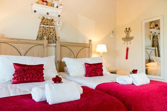 Die Fonteine: Strelitzia Room