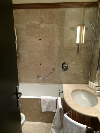 Starhotels Anderson : bagno