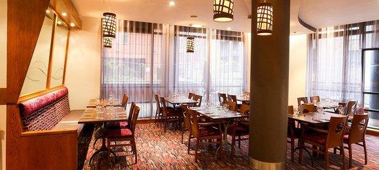 Jurys Inn Manchester City Centre: Restaurant area