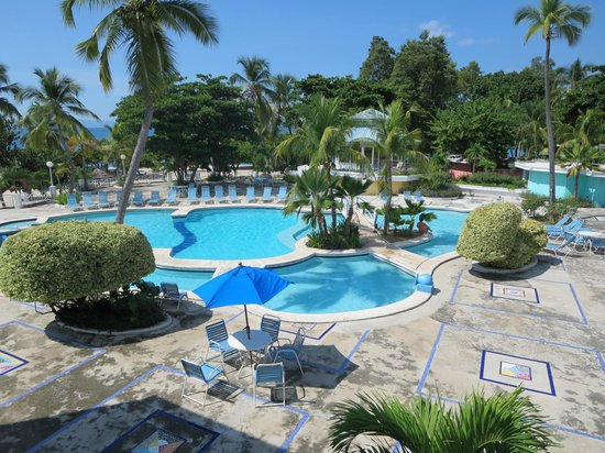 Kaliko Beach Club All Inclusive Resort View Of Pool