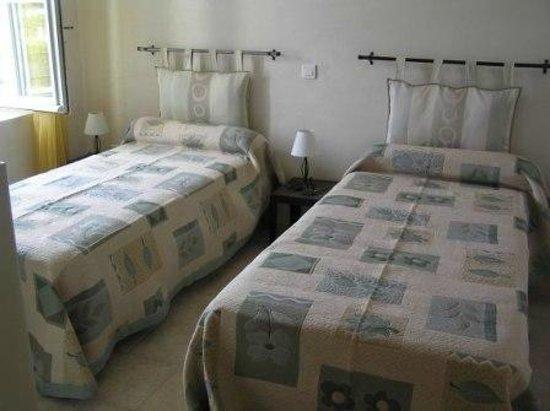 Le Mas de La Baou : Une chambre à 2 lits