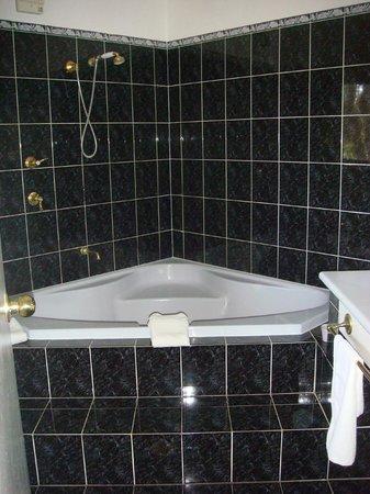 Federation Gardens & Possums Hideaway : Luxury bathroom