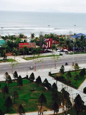 Grand Mango Hotel Danang: view from 8th floor