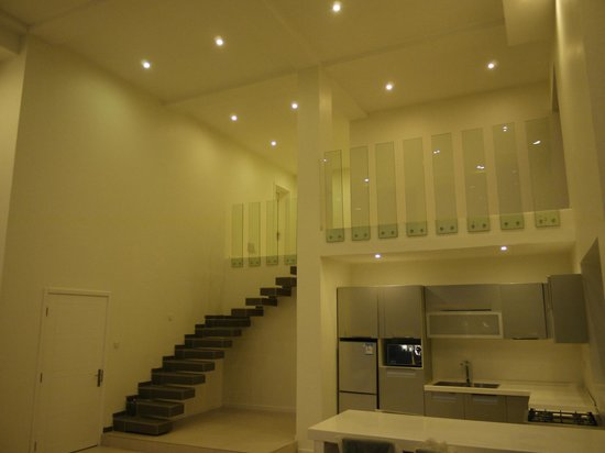 The Seventeen Apartment - Hotel: The penthouse - We didnt stay here as there was work being done but WOW!
