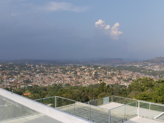 The Seventeen Apartment - Hotel: the best views in Kampala!!!!!!