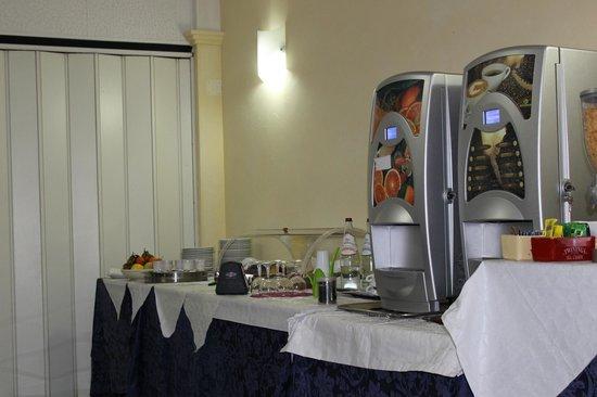 Centro Turistico Holiday: colazione