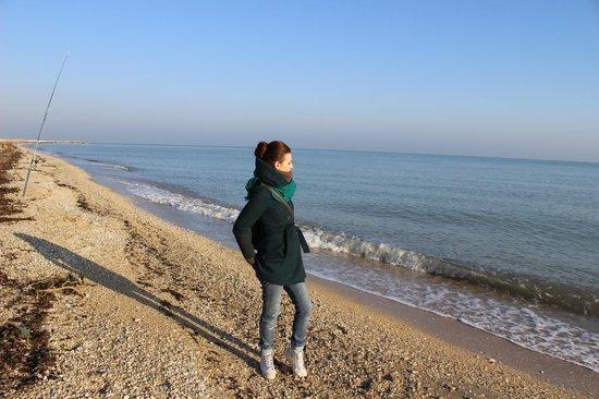 Centro Turistico Holiday: mare