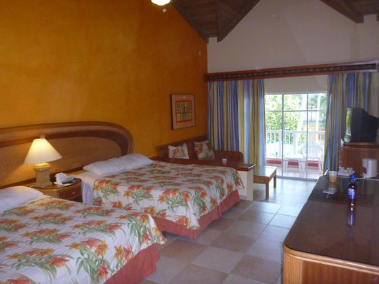 Caribe Club Princess Beach Resort & Spa: Chambre 2303