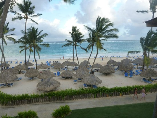 Caribe Club Princess Beach Resort & Spa: Vue sur la Plage