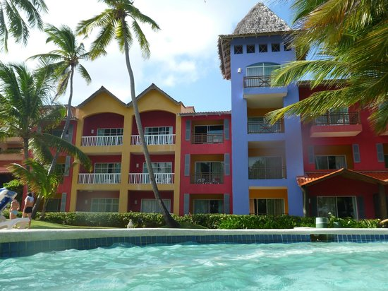 Caribe Club Princess Beach Resort & Spa: Edifice Caralillo