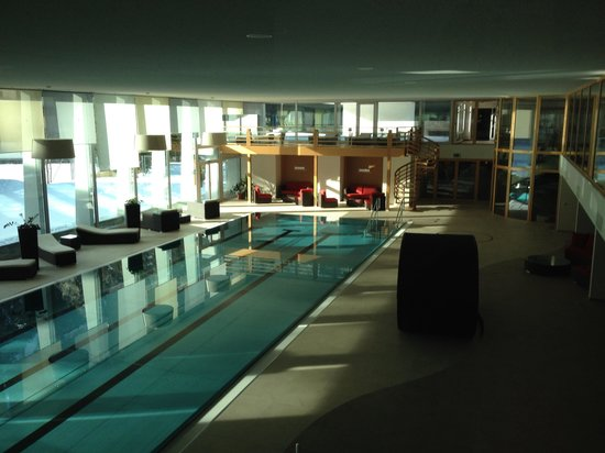 Christiania Hotels & Spa : Toller SPA mit Pool