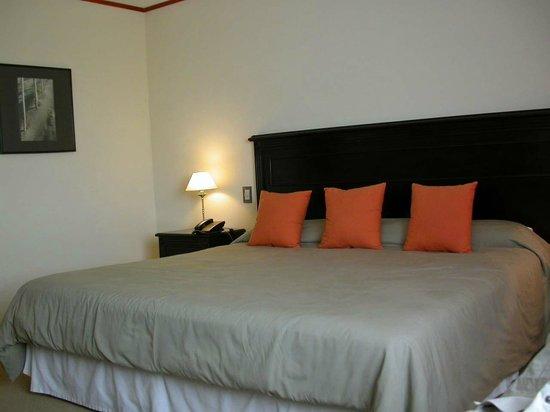 Kau Yatun Hotel & Estancia: chambre spacieuse
