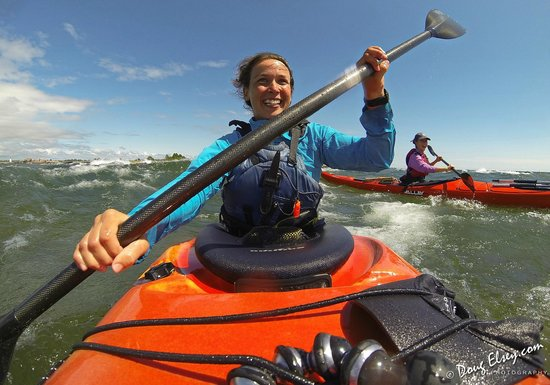 White Squall Paddling Centre: What a life!