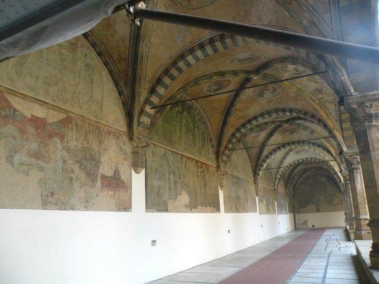 Church of Santa Maria Novella: Chiostro Verde
