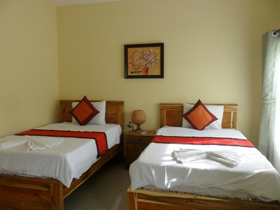 Xin Chao Hotel: Twin room