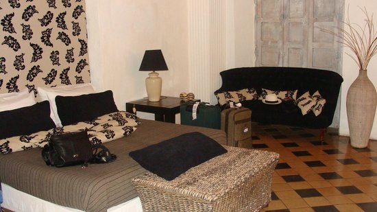 La Passion Hotel Lounge : Habitación