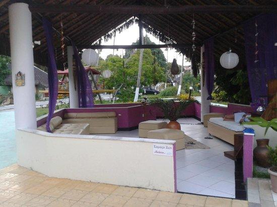 Resort Pau Brasil Praia: Muito aconchegante!!
