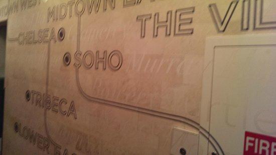 Distrikt Hotel New York City: #Distrikt