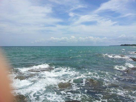 Manja Hotel: Sea