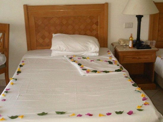 Mexicana Sharm Resort: my bed