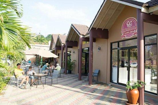 The Garden, A Boutique Hotel: Village