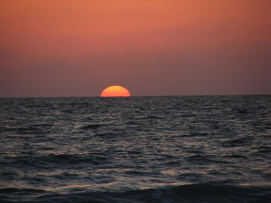 Quiet Sunset Picture Of Indian Rocks Beach Florida